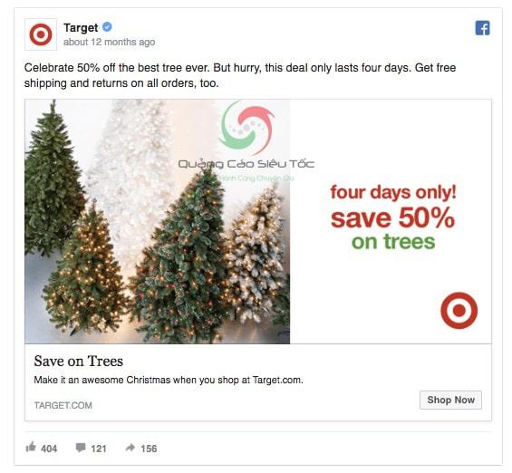 Loại hình quảng cáo dạng ưu đãi giúp cửa hàng các bạn trở nên nhộn nhịp hơn