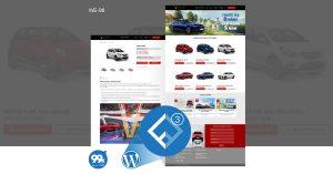 Website bảng giá ô tô Vinfast